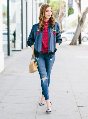 Skinny Jeans Style