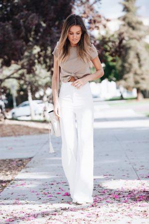 Flowy Pants Style